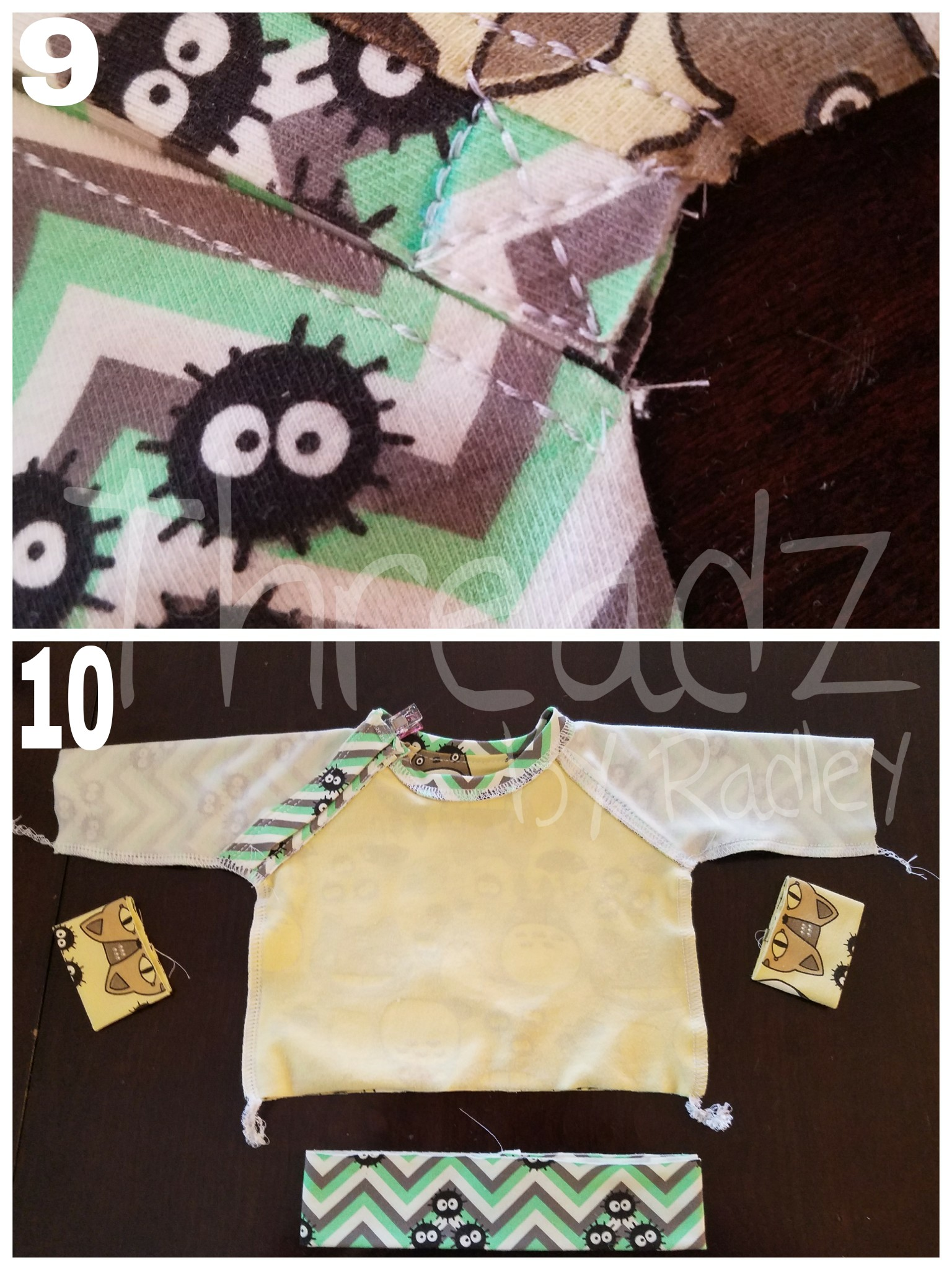 Tutorial: Adding Snaps to the Peek-a-boo Pattern Shop's